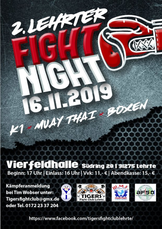 2. Fight Night